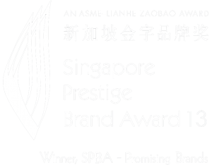 Singapore Prestige Brand Award Winner